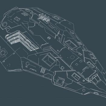 Python Wireframe