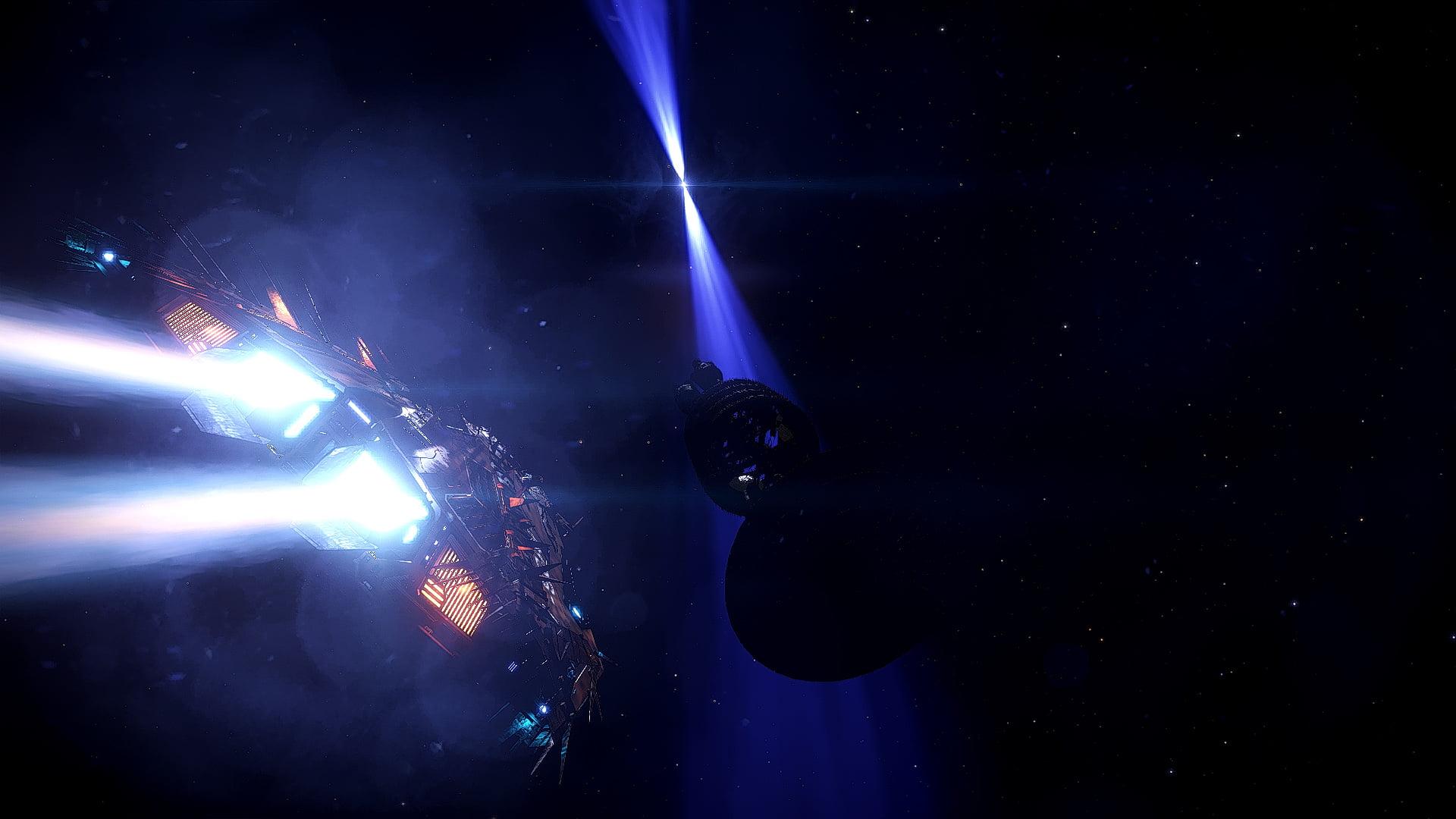 Generation Ship Atlas found