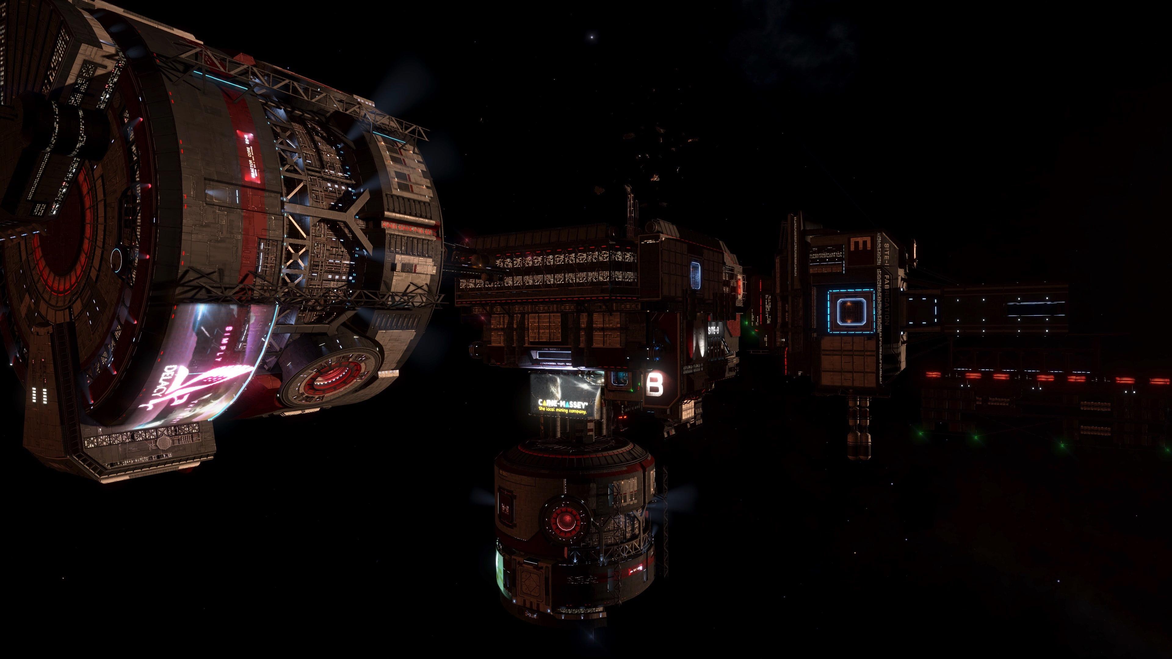 Alpha Centauri Civilian Installation