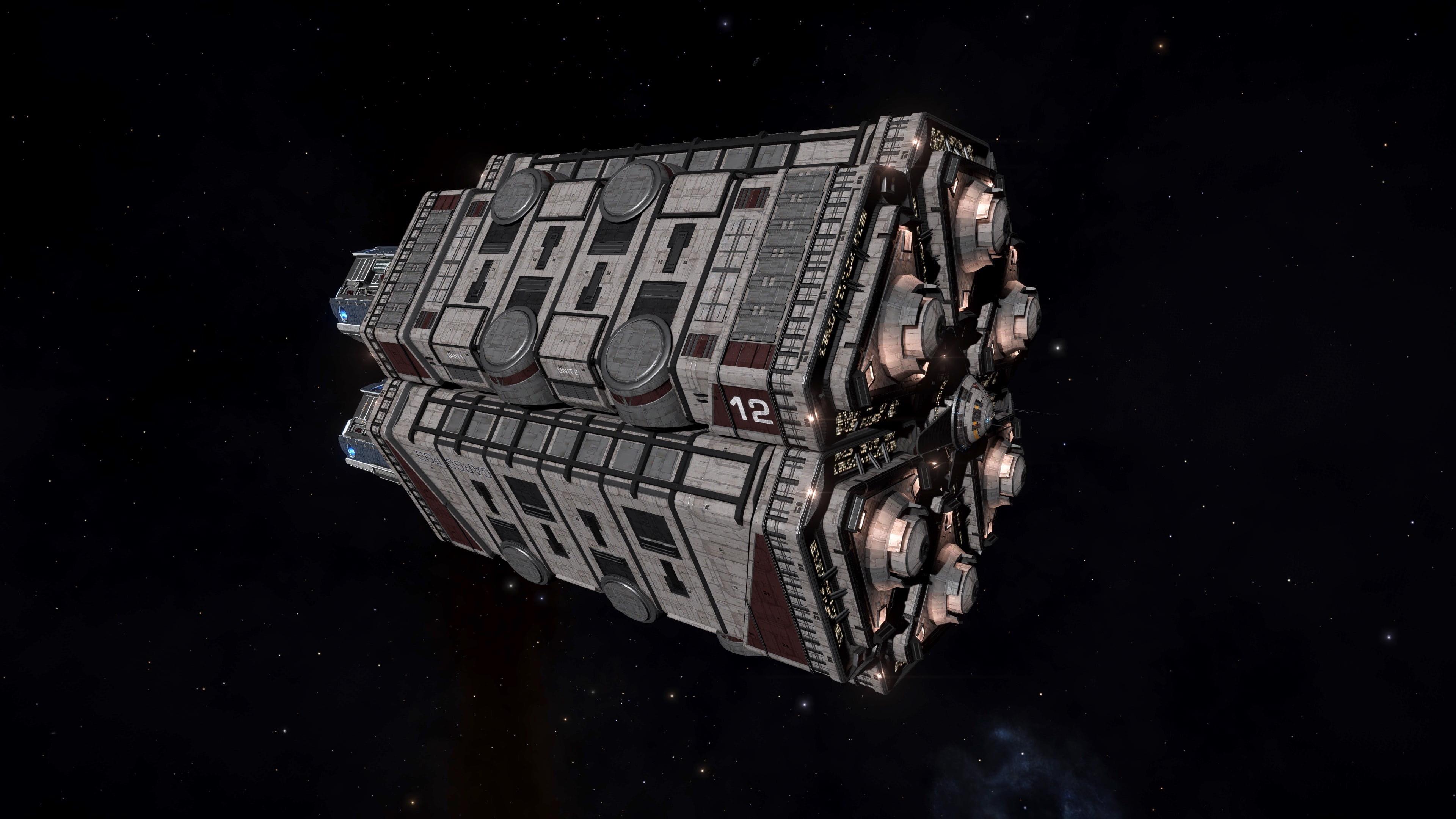 Hercules Class Bulk Cargo Ship TFD-013