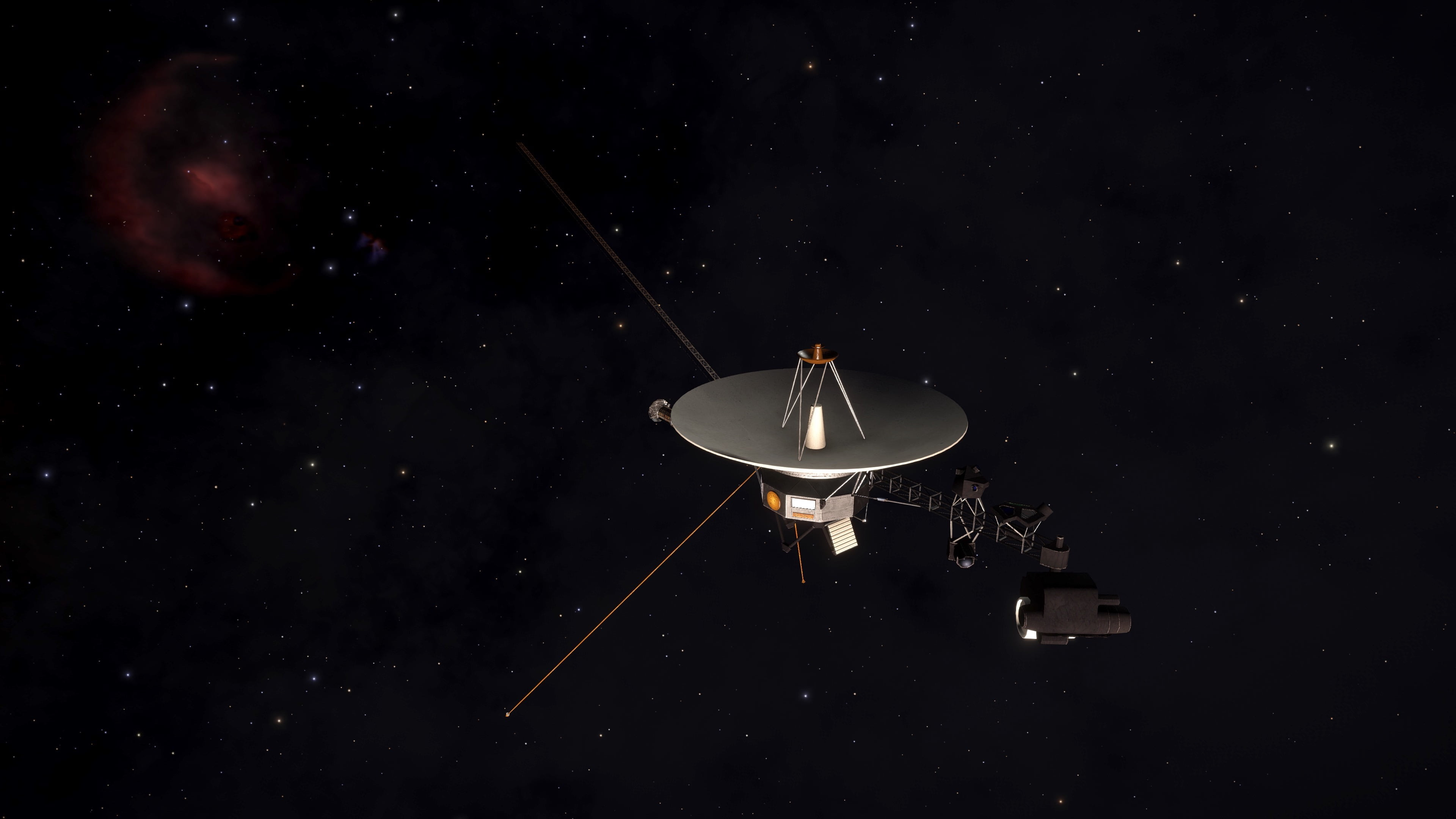 voyager 1 speed - HD 3840×2160