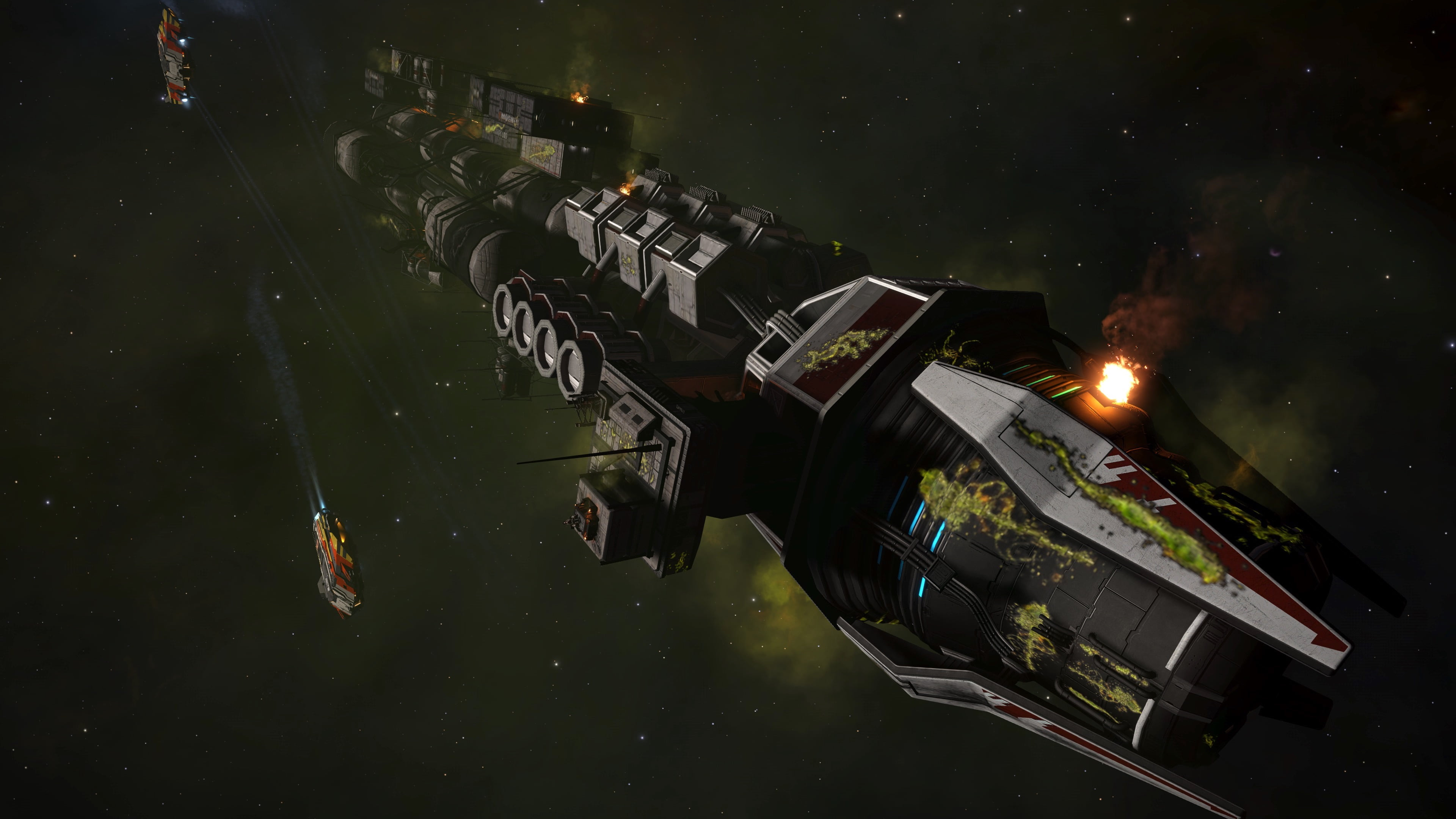 Thomas Class Bulk Cargo Ship DFX-056