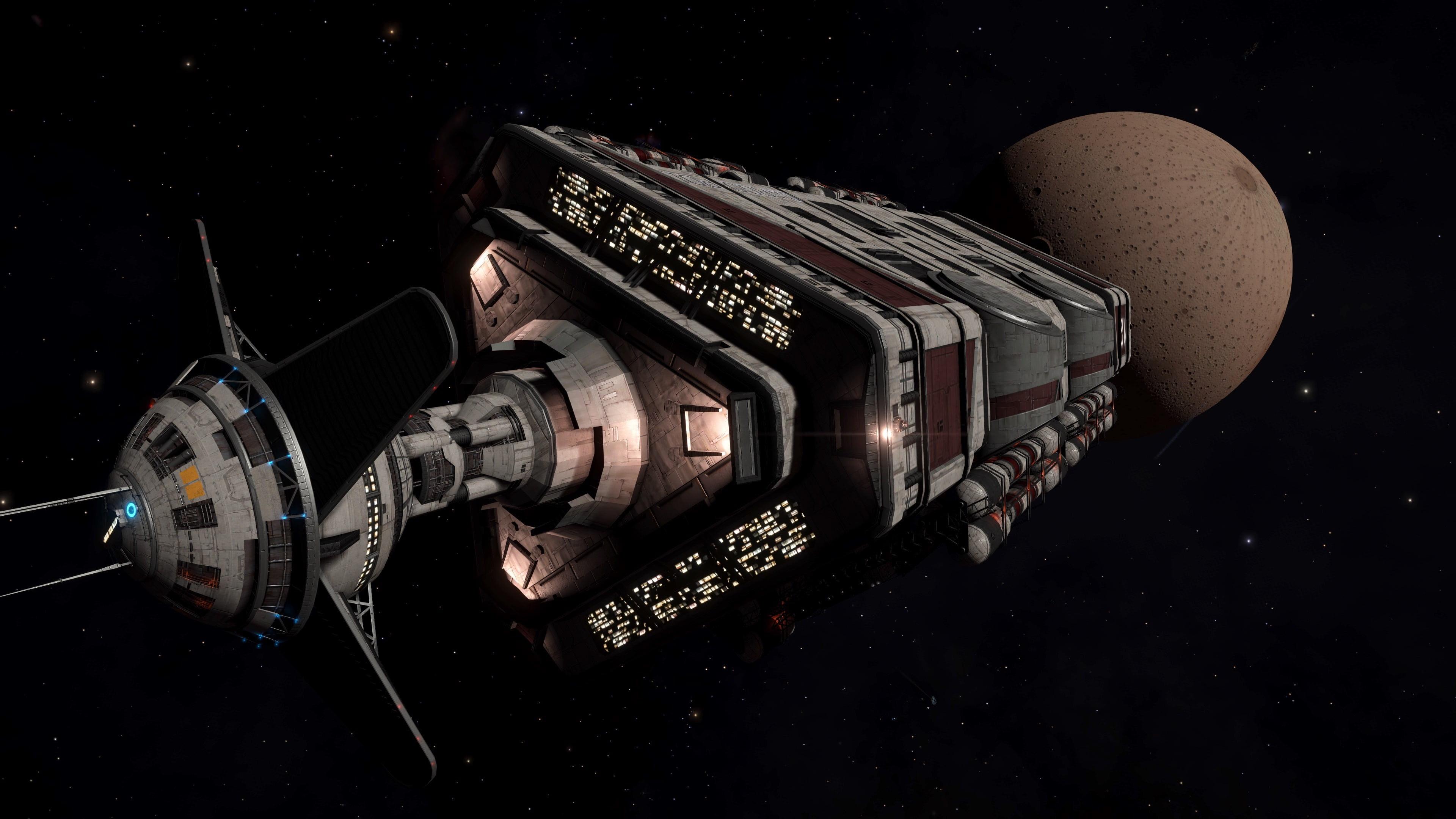 Banner Class Bulk Cargo Ship TIH-562