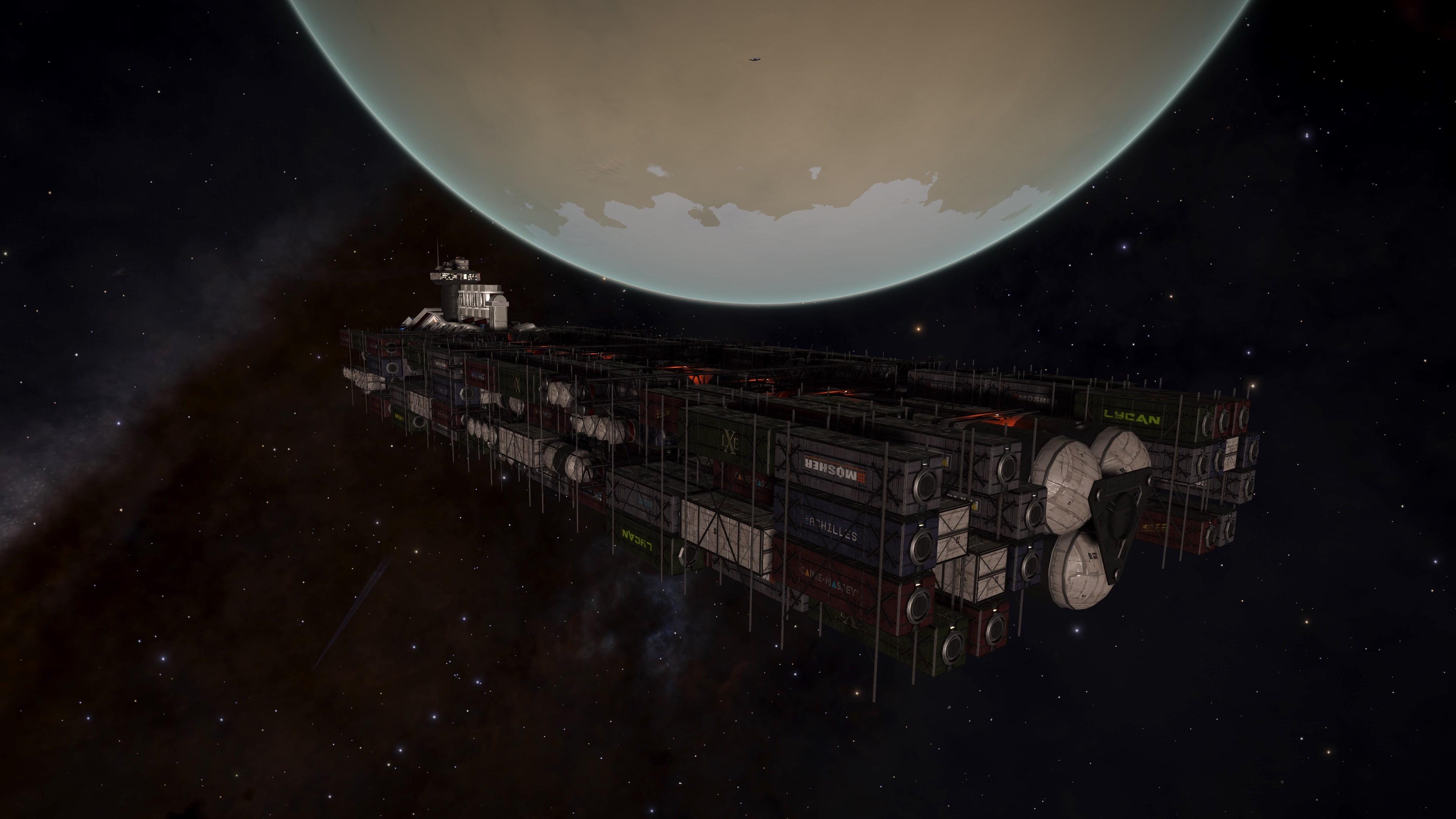 Henry Class Bulk Cargo Ship