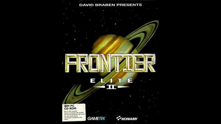 Drew Wagar's History: Frontier Elite 2 (FE2)
