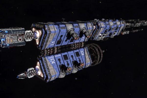 Rescue Megaship