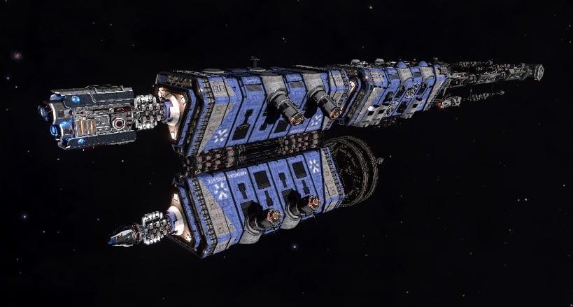Rescue Megaships