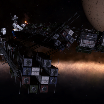 Attacked Gordon Class Bulk Cargo Ship FPR-42