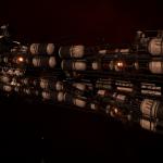 Attacked Aquarius Class Tanker WKS-559