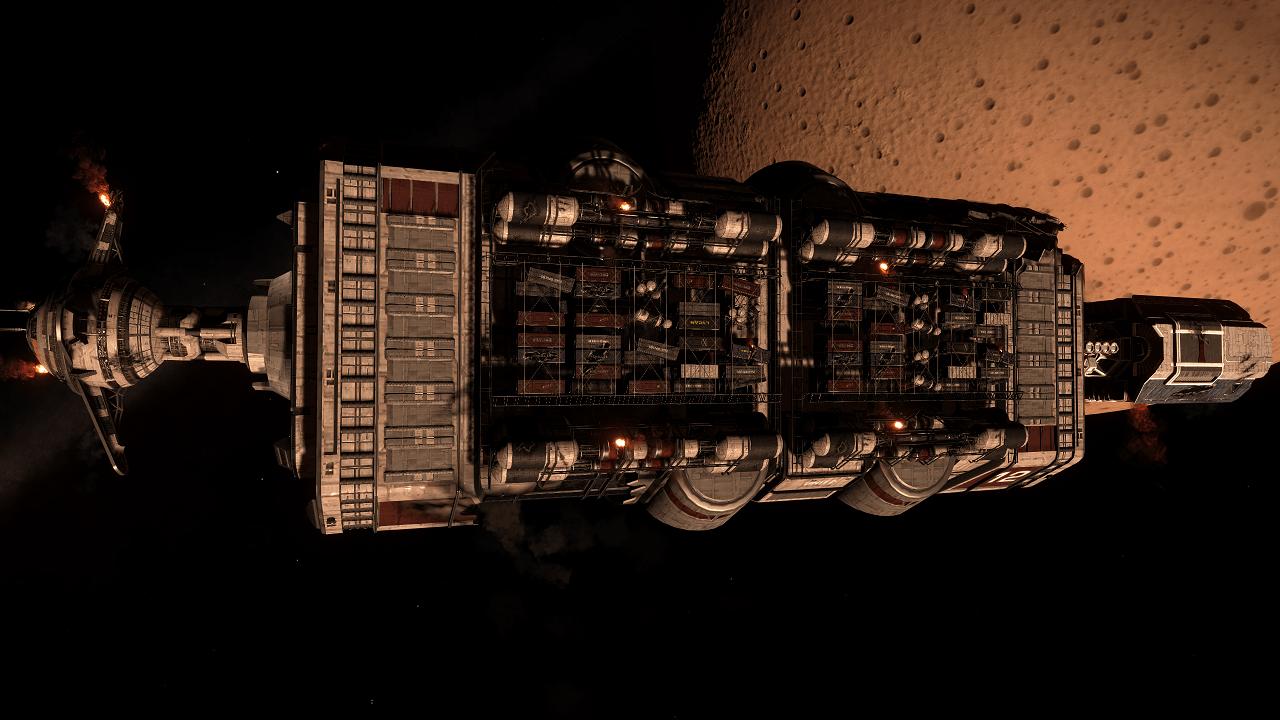 Samson Class Bulk Cargo Ship AK-302