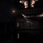 Tiliala's Lament is dockable Megaship orbiting Akandinigua 5