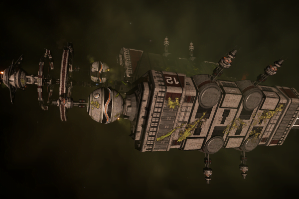 Sanchez Class Science Vessel ZIG-097