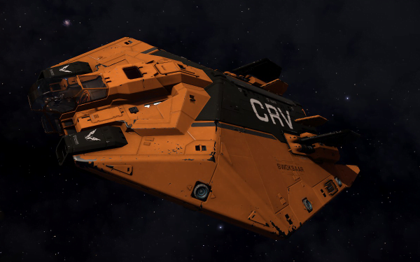 CMDR Gnashes – Stranded in the Void