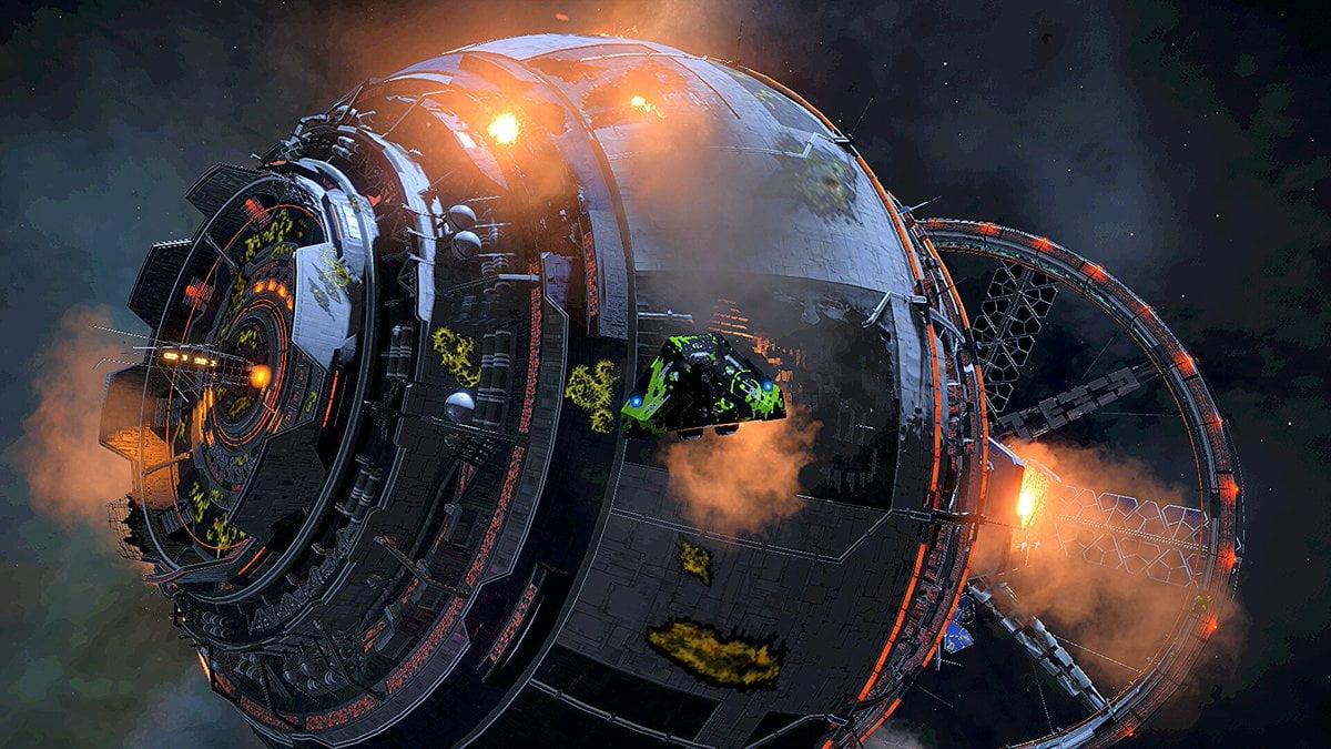 Obsidian Orbital Attacked