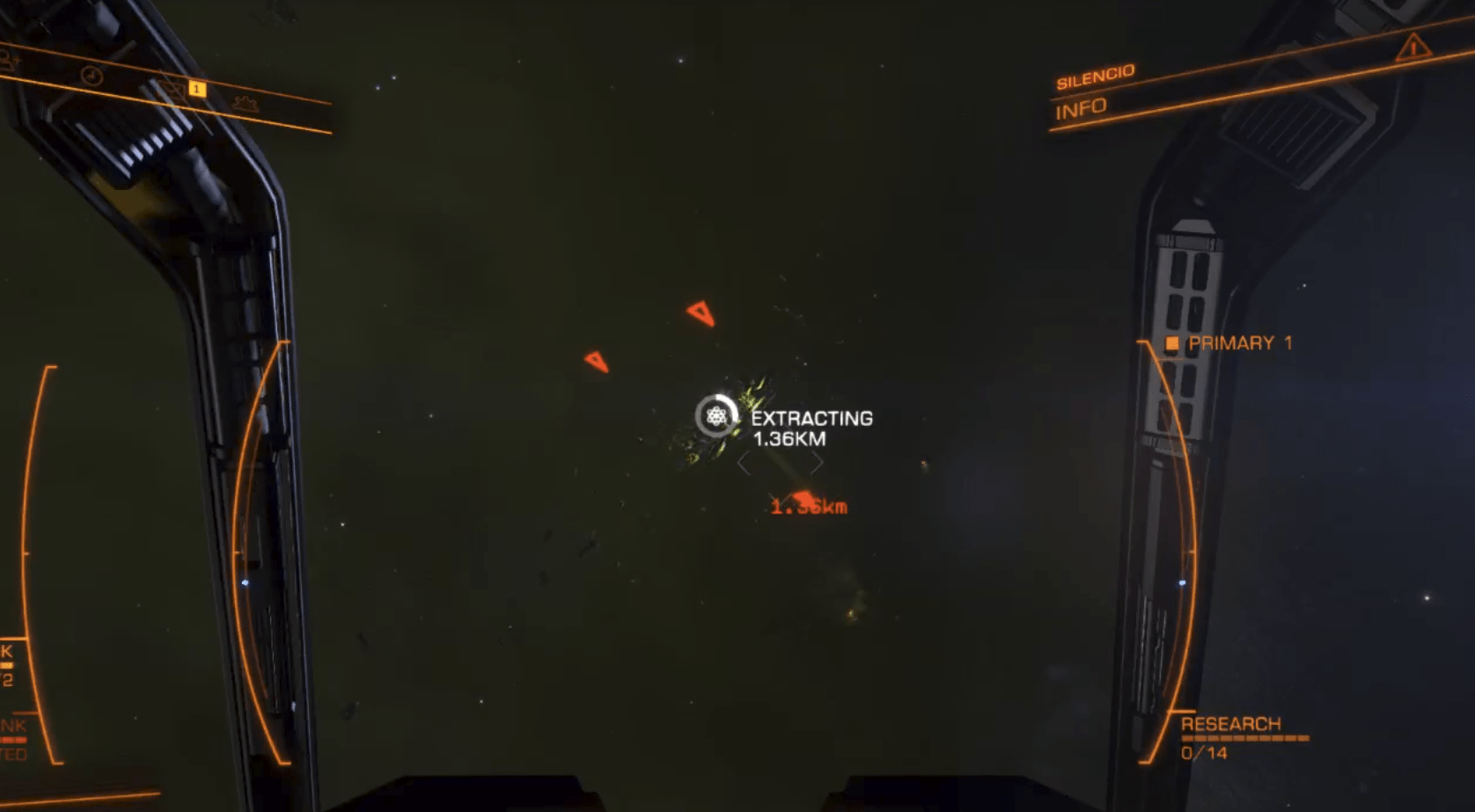 Thargoid Tissue Sampling Techniques