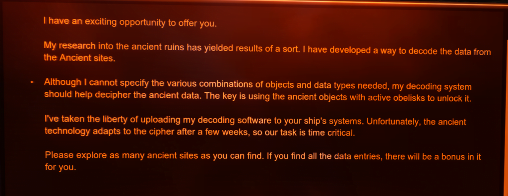 Ram Tah Decrypting the Guardian Logs Mission