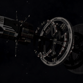 Generation Ship Phobos