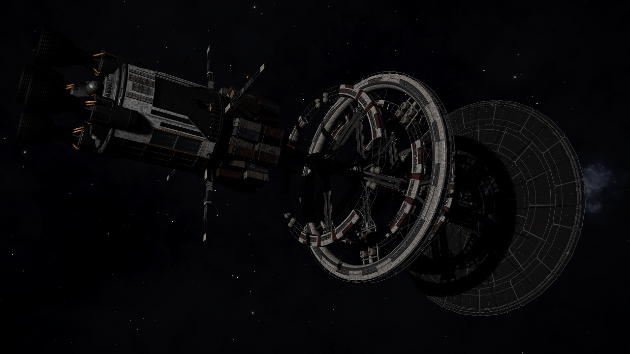 Generation Ship Phobos