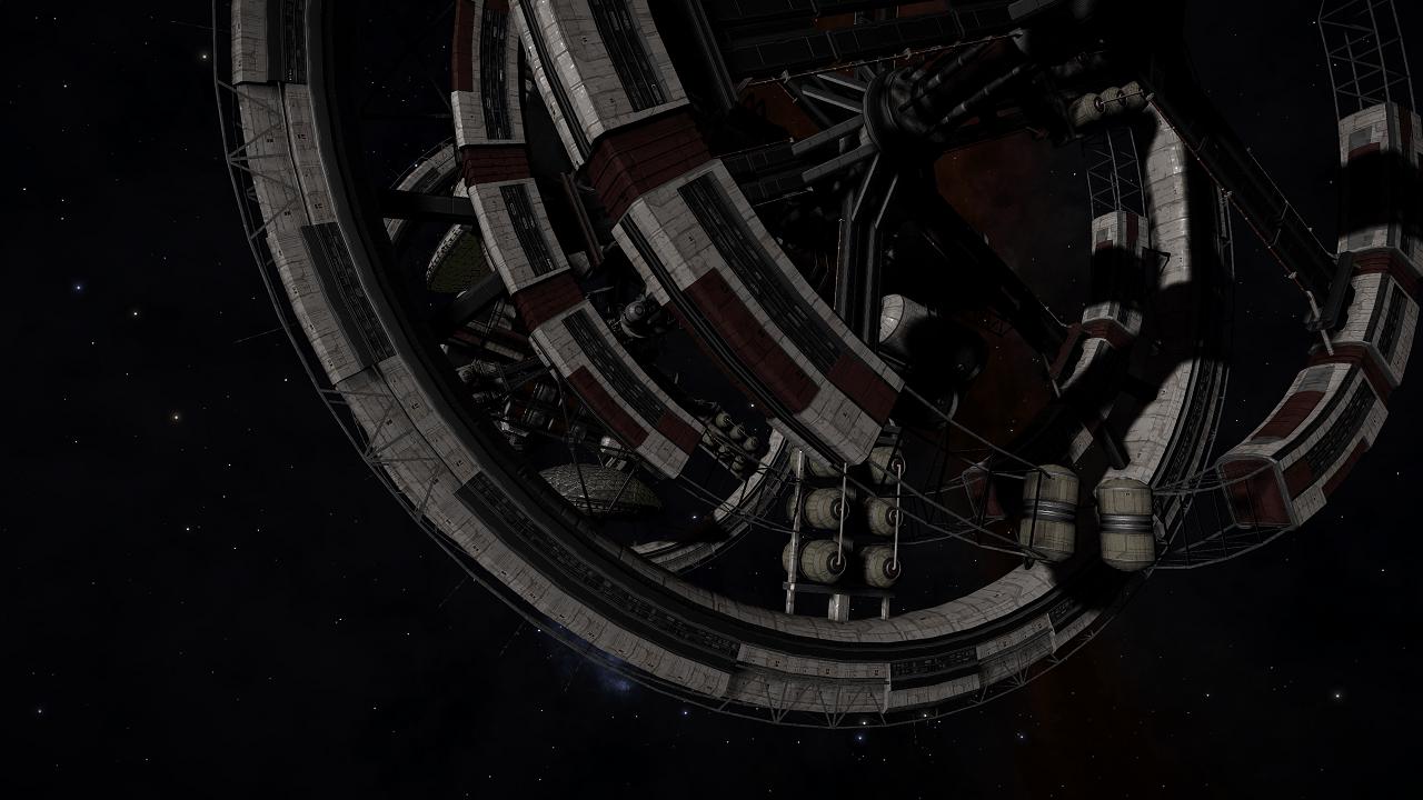 Generation Ship Epimetheus