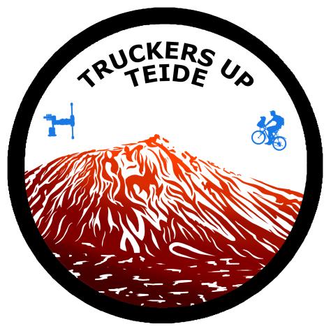 Truckers up Teide