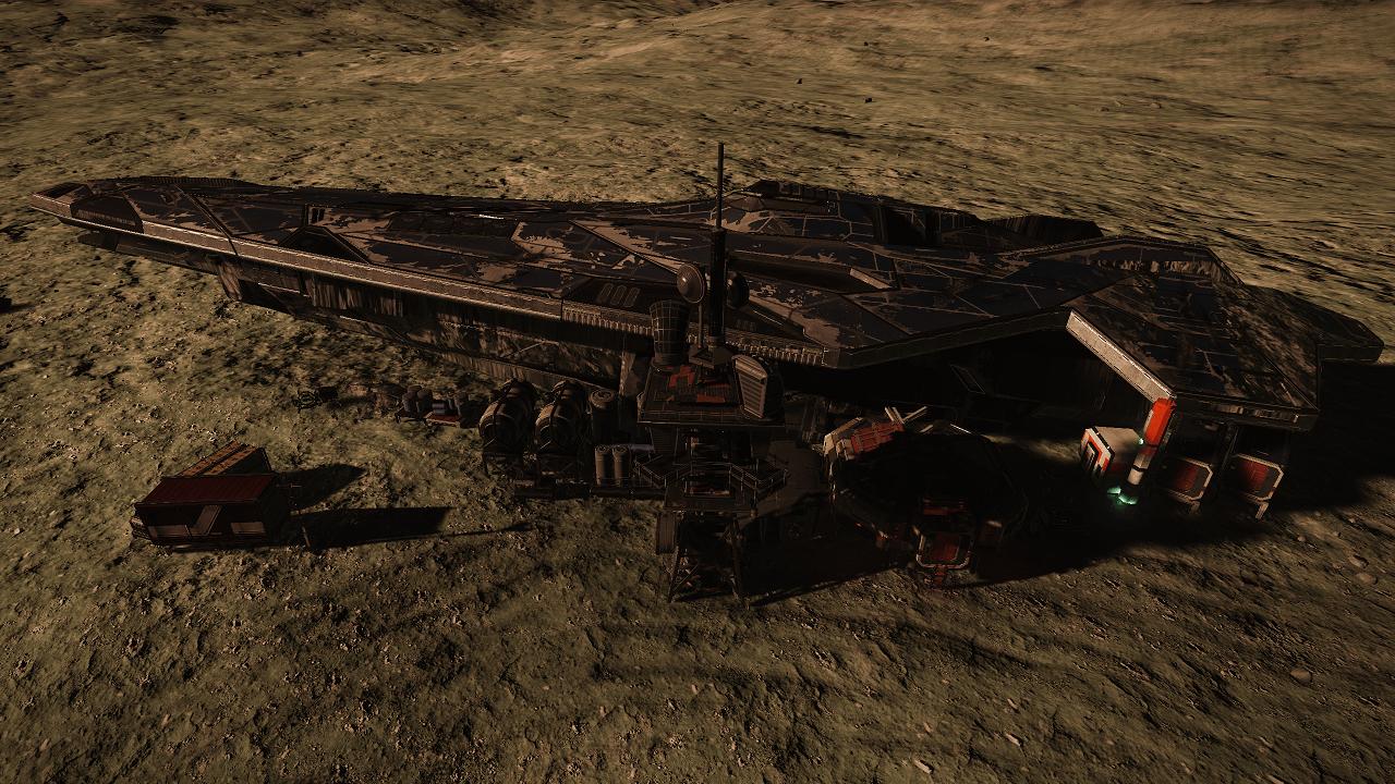 Trading Vessel MD-004