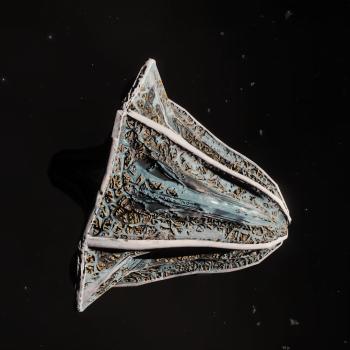 Albidum Chalice Pod